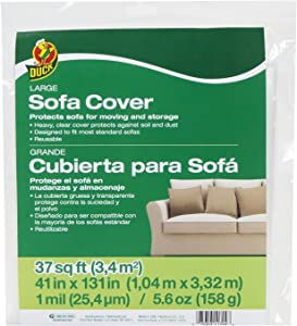 Duck 1139735 Sofa Cover for Moving and Storage, Large, 41