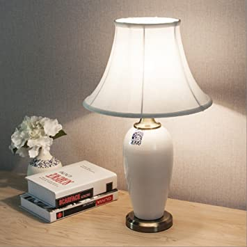 Ywyun lámpara de mesa de cerámica de alta calidad, modernas ...