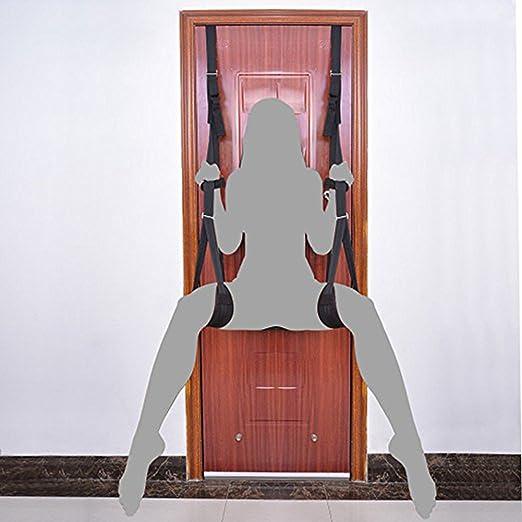 Hanging On Door Bondage Sex Swing