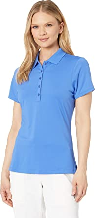 Callaway Womens Core Solid Micro Hex Polo: Amazon.es: Ropa y ...