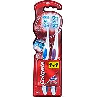 Colgate 360 Optik Beyaz Diş Fırçası Orta 1+1 1 Paket