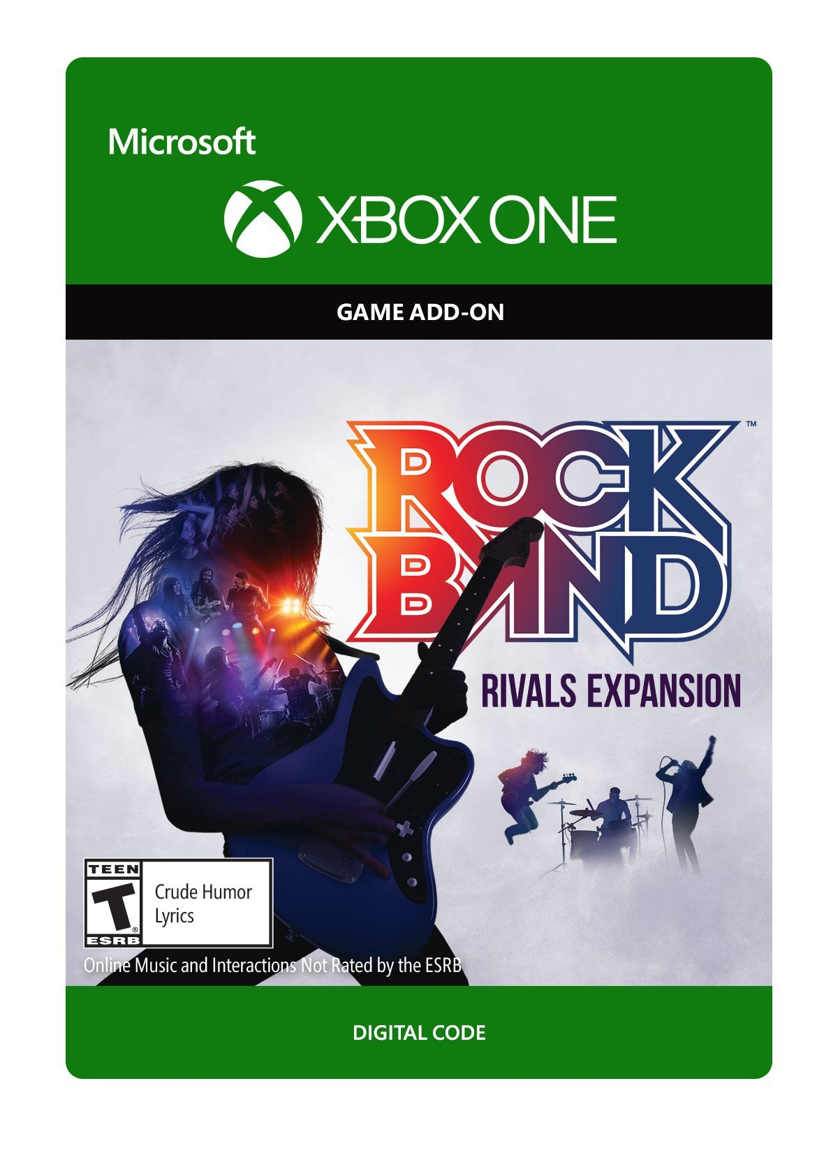 Rock Band Rivals Expansion - Xbox One [Digital Code]