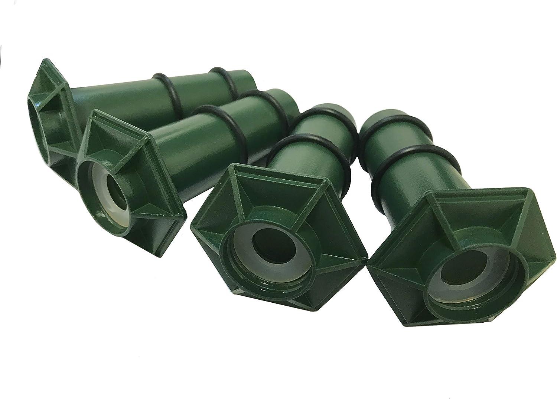 Bio Green HW-A Hydro Verde Adattatore Speciale per Vino 5,8 x H 10,3 cm 2,7