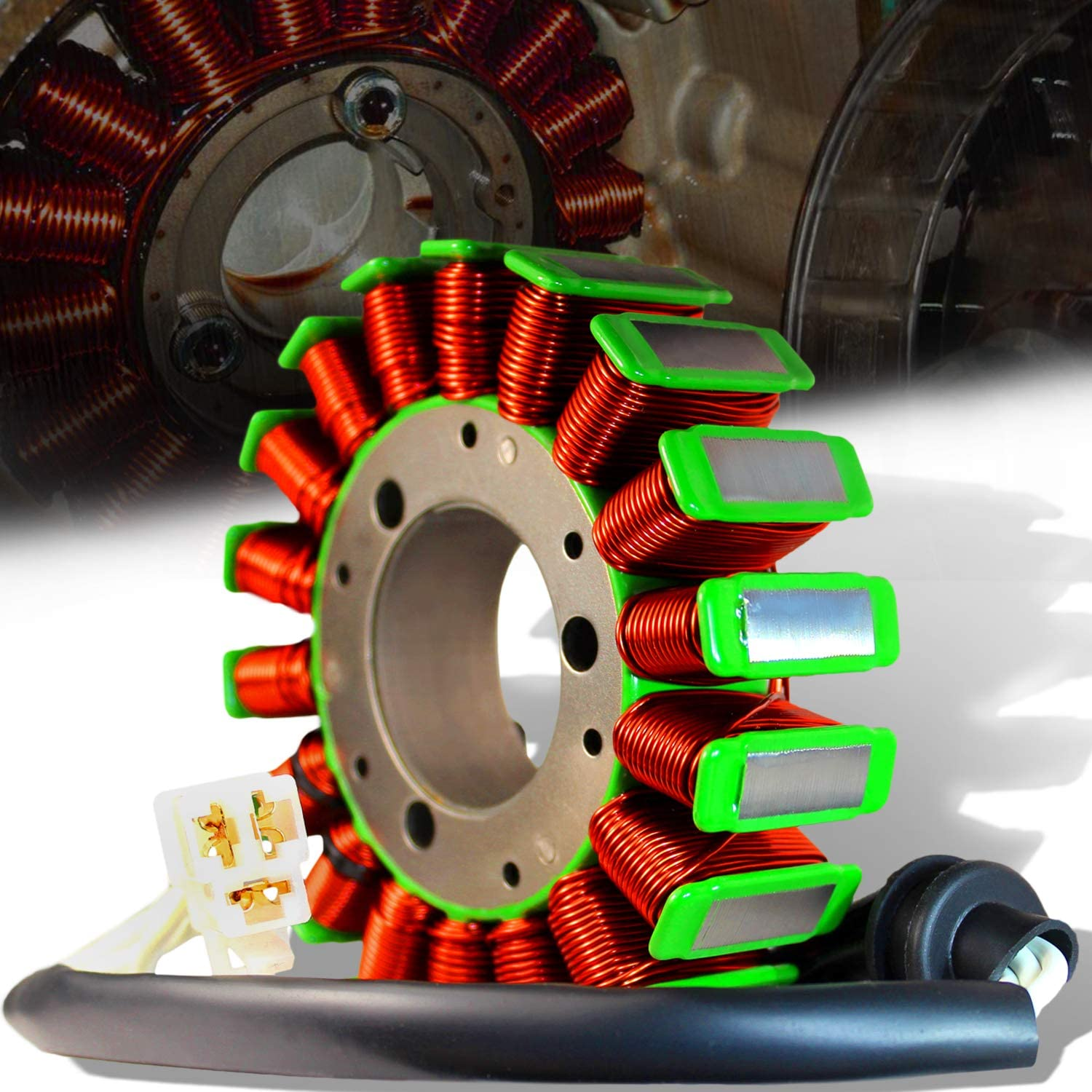 ExtremePowersports OE Stator Assy//Magneto Generator Coil for 00-05 GSXR 750//600//1000 31401-35F00