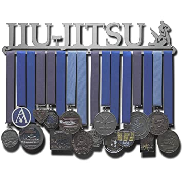 Amazon.com: Allied medalla perchas – jiujitsu – varios ...