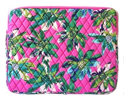 8bc10111bca Image Unavailable. Image not available for. Color  Vera Bradley Laptop  Sleeve ...