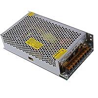 SODIAL(R) Transformador Corriente de AC 220V a DC 12V 300W LED Resistente Agua
