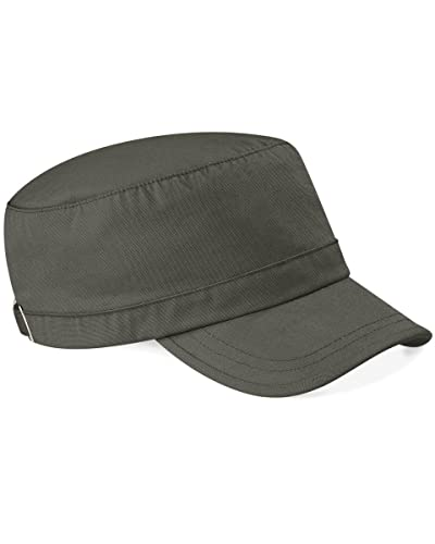 Beechfield Classic Army Cap 100% Cotton - 9 Great Colours