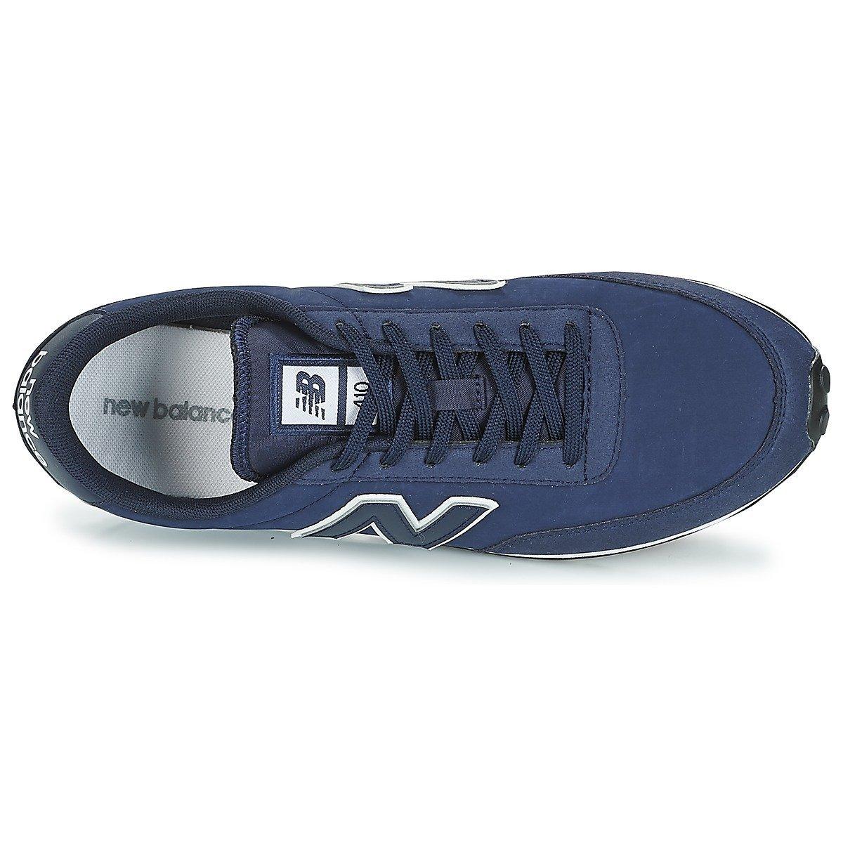 sneakers new balance u410nwg bleu marine