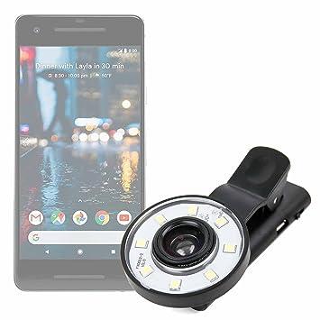 DURAGADGET Flash Selfie para Smartphone Smartphone Google Pixel 2 ...