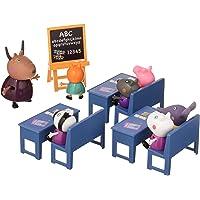 Peppa Pig Cole con Amigos Incluye 7 Figuras