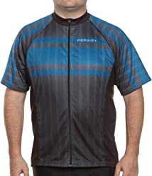 Perzist Big Men s - Loose Fit - Moisture Wicking - Cycling Jersey - Size XL  To 20a796c5a