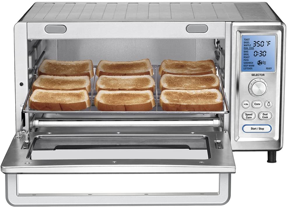 Cuisinart Toaster Convection Oven - Best toaster oven 2021