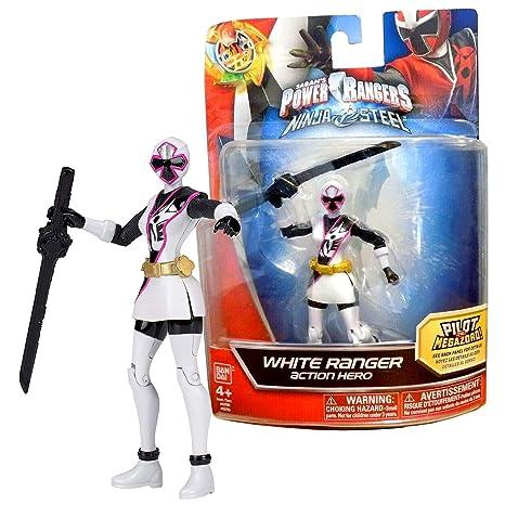 Amazon.com: Year 2016 Power Ninja Steel Rangers Series 5 ...