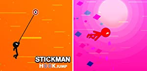 Stickman Hook Jump : Swing Star Hero from GameArtsy