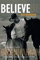 Believe: A Horseman's Journey Paperback