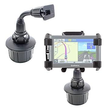 DURAGADGET Soporte Giratorio para Posavasos del Coche para GPS Garmin nüvi 2599LMT-D/Becker