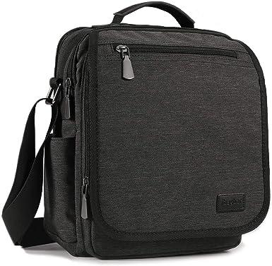 Kids Car Black on Beach Cross Body Shoulder Messenger Laptop Bag