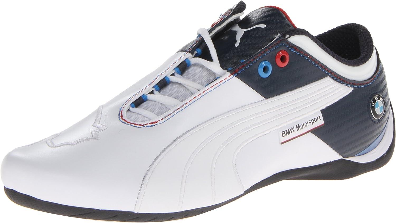 PUMA Men's Future Cat M1 Big Bmw Carbon Motorsport Shoe