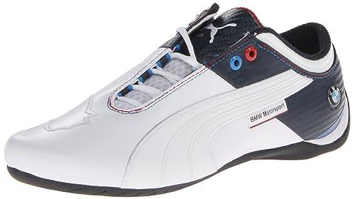Puma Future Cat M1 Big BMW Motorsport de Carbono del Hombres Zapatos: Amazon.es: Zapatos y complementos