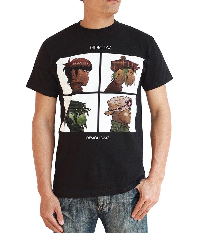 Gorillaz – Demon Days T-Shirt