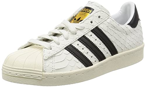 Scarpe Donna Adidas Originals Superstar 80s W S7641 Bianco, 38 MainApps