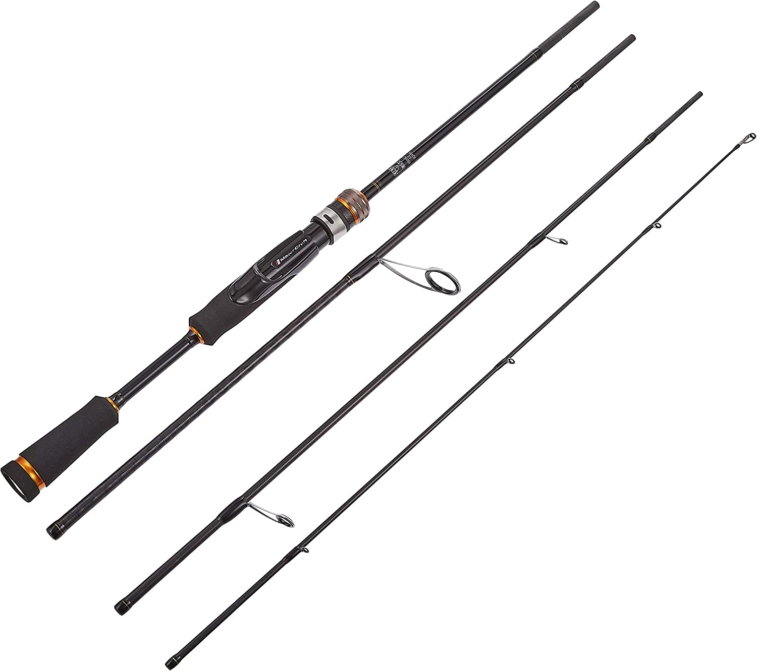 Major craft Benkei four-piece spinning BIS-664ML BIS-664ML