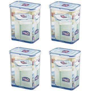 Amazoncom LOCK LOCK Airtight Square Tall Food Storage Container