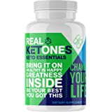 Real Ketones Essentials - Keto Multivitamins Pills (30 Day Supply) Vitamins, Minerals, and Aminos Supplement Blend for a…