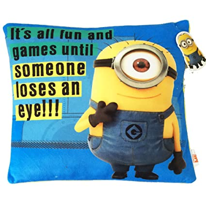 Cojin Minions Fun and Games: Amazon.es: Equipaje