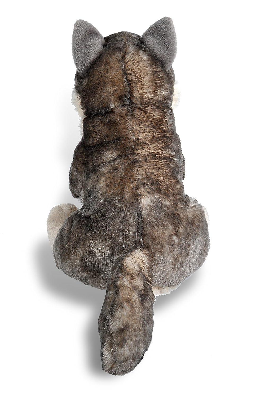 Wild Republic Peluche Lobo Cuddlekins 30cm