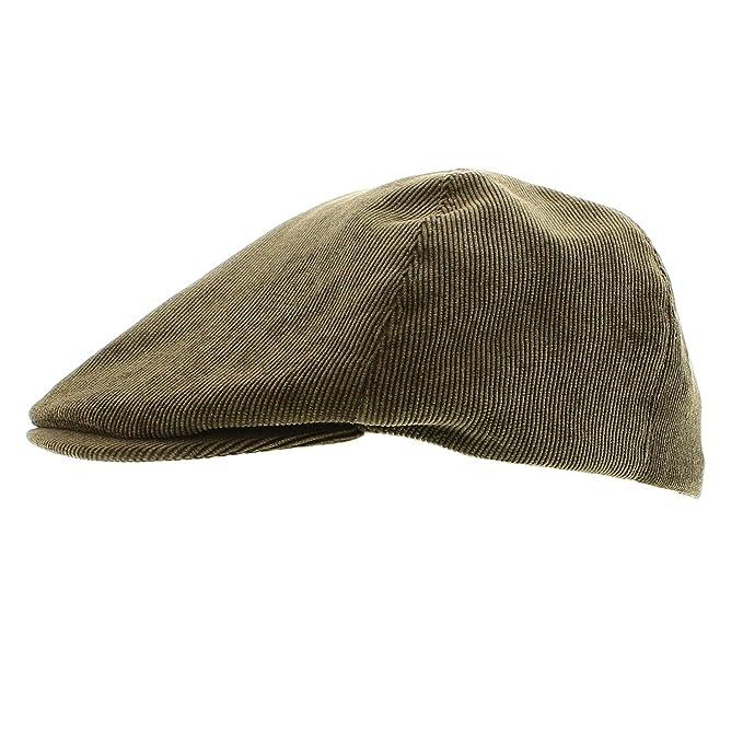 votrechapeau - Gorra irlandesa en algodón - aspecto terciopelo ...