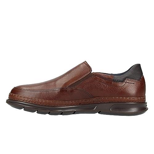 Fluchos - Fluchos mocasín marrón F0231-57215: Amazon.es: Zapatos y complementos