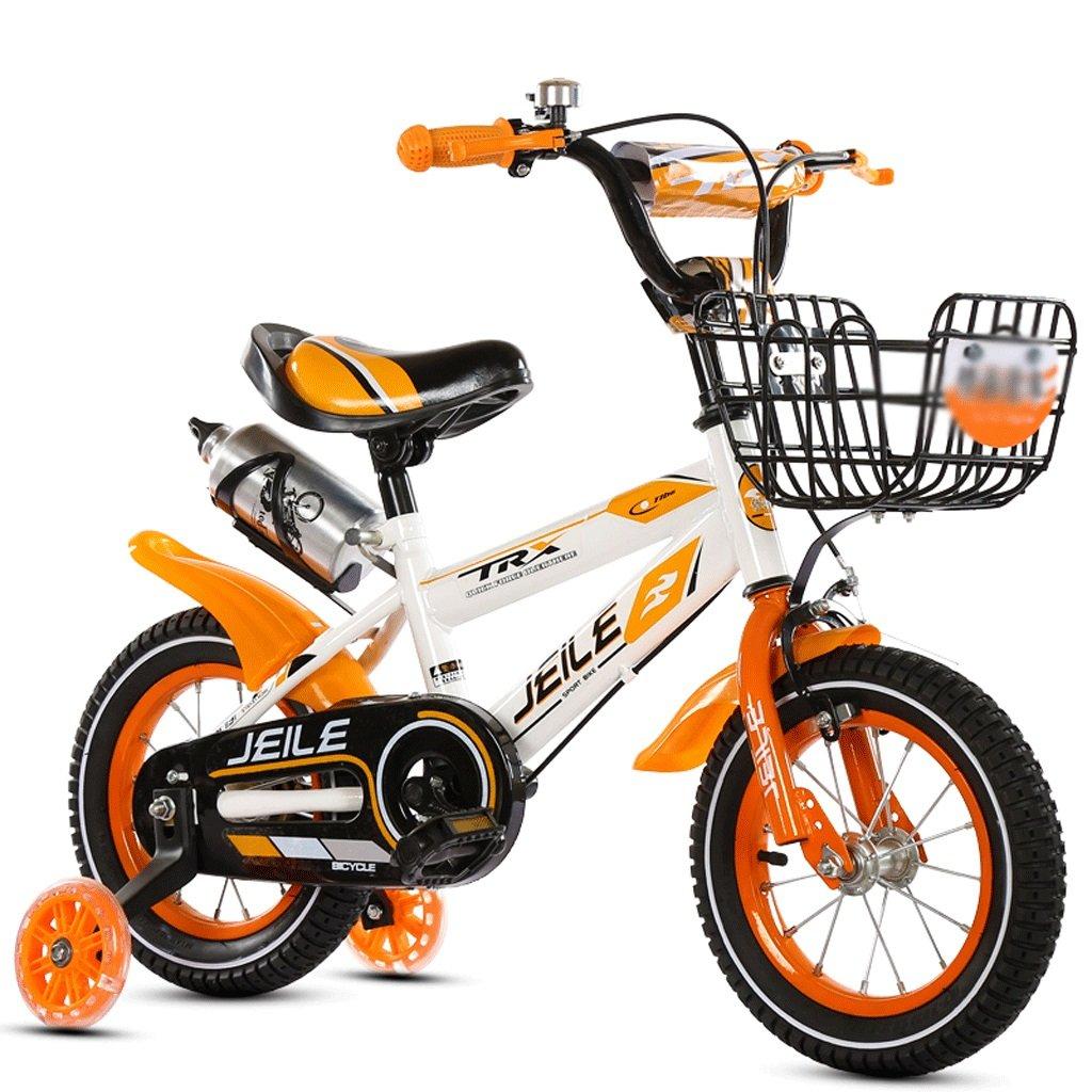 自転車 16 pulgadas 4-7 años de edad 18 pulgadas 5-12 años de edad Advertencia: Para ser utilizado bajo la supervisión directa de un adulto Equipo de protección debe ser usado B07DZSBP7T 14 inch 14 inch