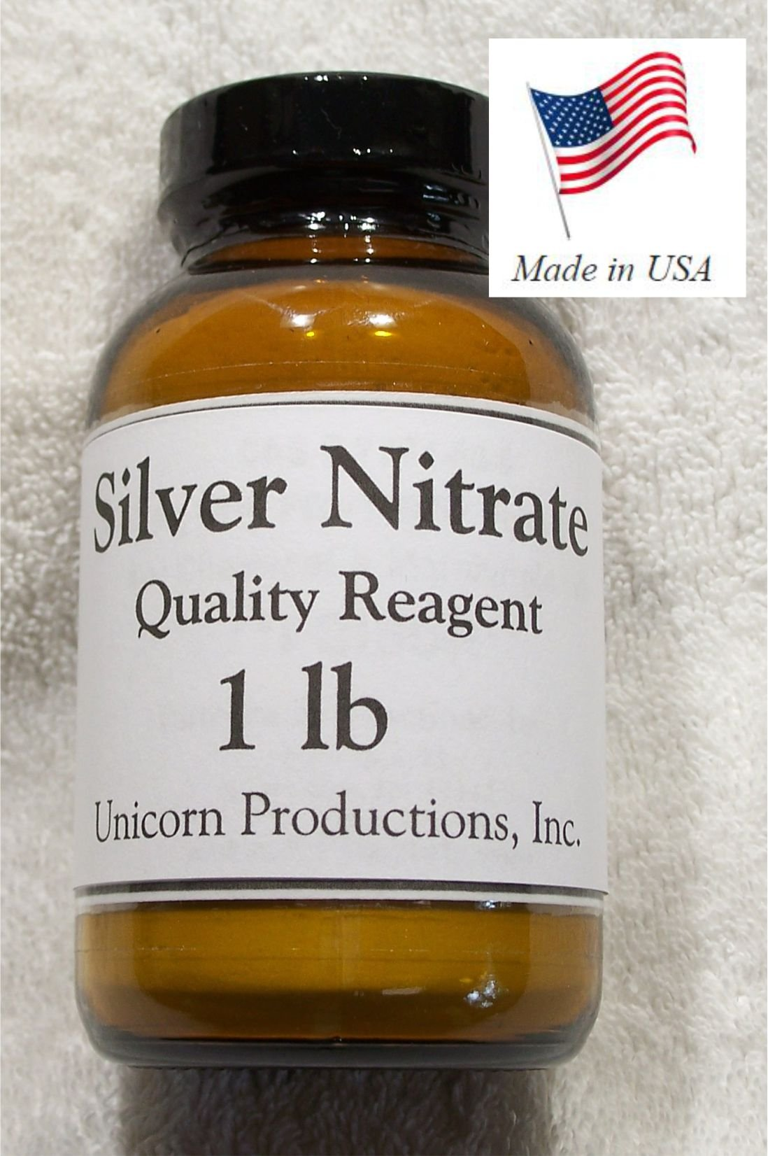 Silver Nitrate - USA Finest - 1lbs