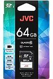 JVCKENWOOD JVC SDHCカード 64GB CLASS10 UHSスピードクラス1 CU-U11031