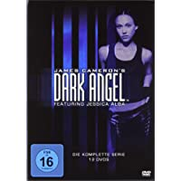 Dark Angel: Die komplette Serie [12 DVDs]