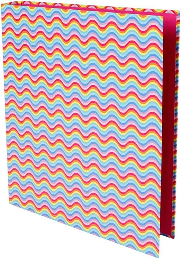 Kawaii Kool carpeta de anillas: Amazon.es: Oficina y papelería