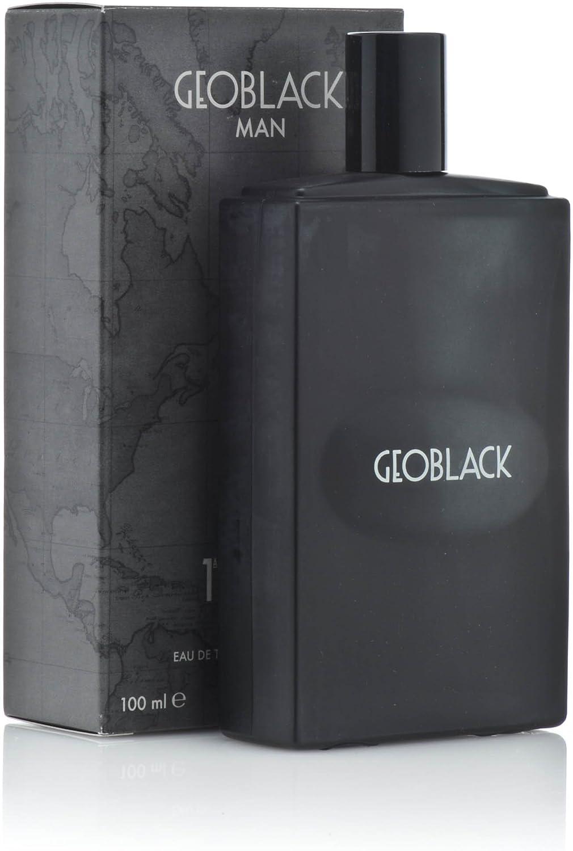 profumo geo black uomo