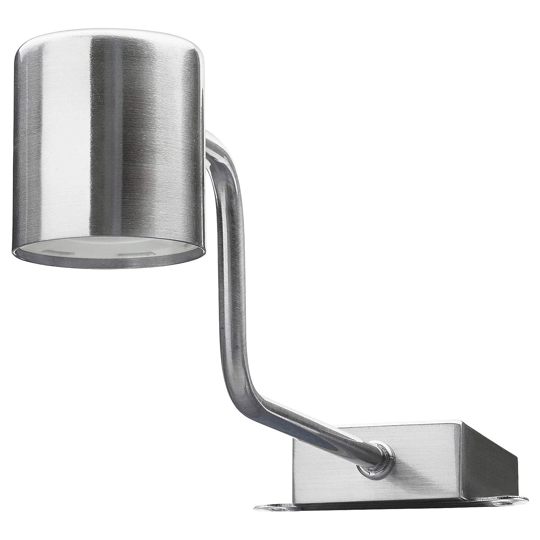 IKEA 602.604.05 Urshult Led Cabinet Light Nickel Plated IKEA..