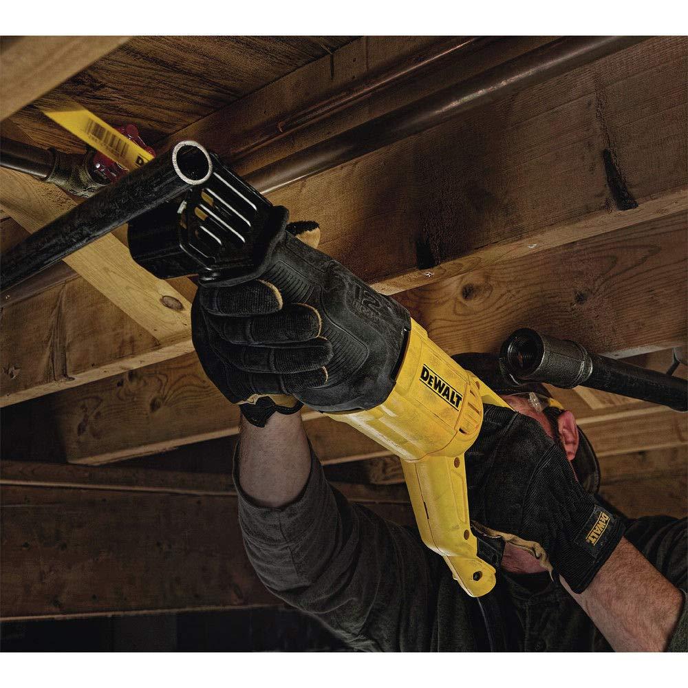 Dewalt 12a Corded Reciprocating Saw (DWE305) - (Certified Refurbished) by DEWALT (Image #6)