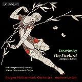 Stravinsky: The Firebird/ Greeting Prelude (BIS: BISSACD1874)