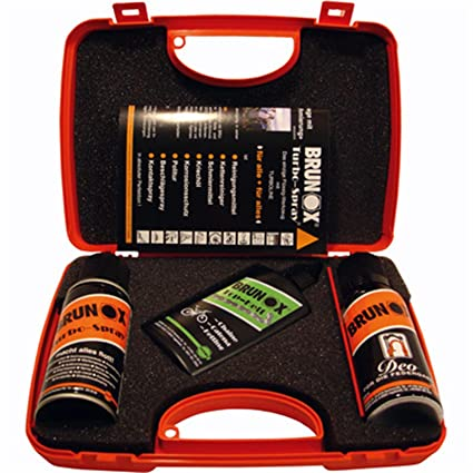 Brunox Gift Box Bicycle Cleaning Solution by Brunox