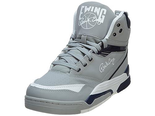 Georgetown Center-Zapatillas de Baloncesto para Hombre Patrick Ewing, Gris (Gris), 42: Amazon.es: Zapatos y complementos