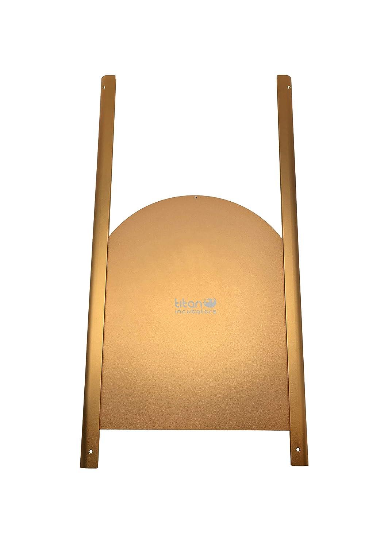Elite Titan Incubators Metal Door