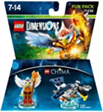 LEGO Dimensions - Fun Pack - Eris - [Edizione: Germania]