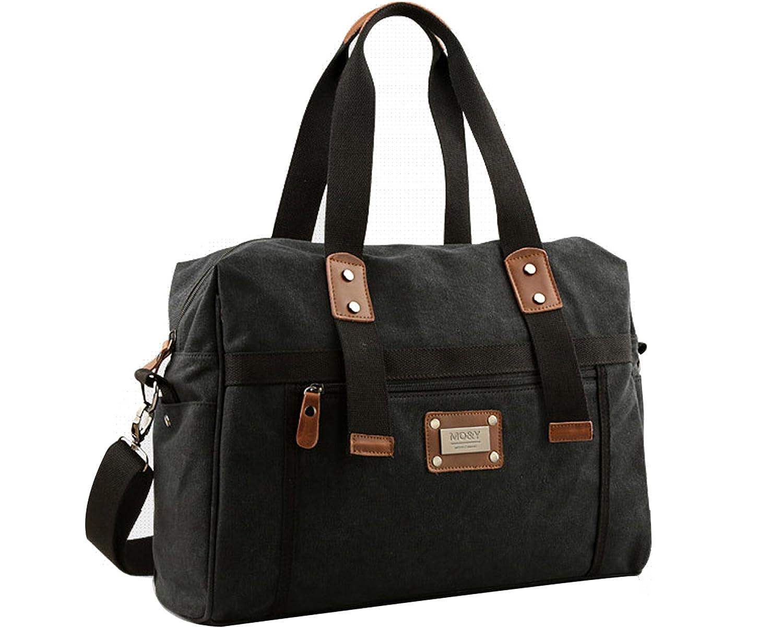 Retro Canvas Messenger Shoulder Bag, Moraner Military Satchel Laptop Bags