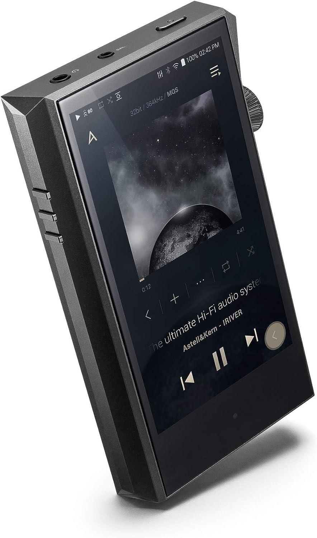 Astell Kern A Ultima Sp1000m Musik Player Mit Hoher Auflösung Onyx Schwarz Audio Hifi