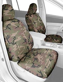 Fantastic Amazon Com Covercraft Carhartt Mossy Oak Camo Seatsaver Creativecarmelina Interior Chair Design Creativecarmelinacom