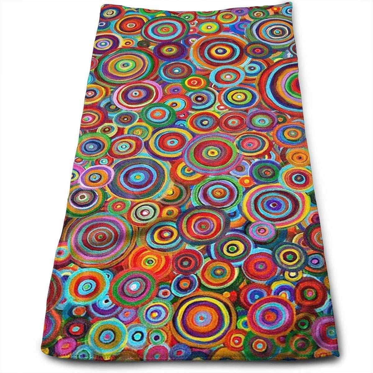 Psychedelic Ultra Oquycz Art Microfiber Candle Towels Trippy Soft LSpUVjGqzM